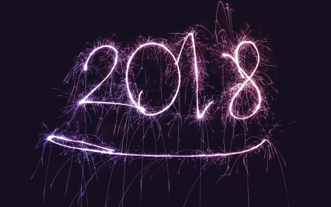 18 Ideas For 2018