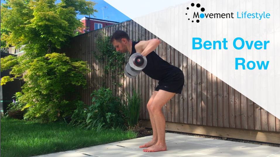 Movement of The Week – Bent Over Row