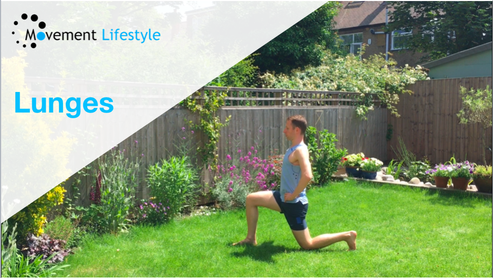 Movement Of The Week – Lunges