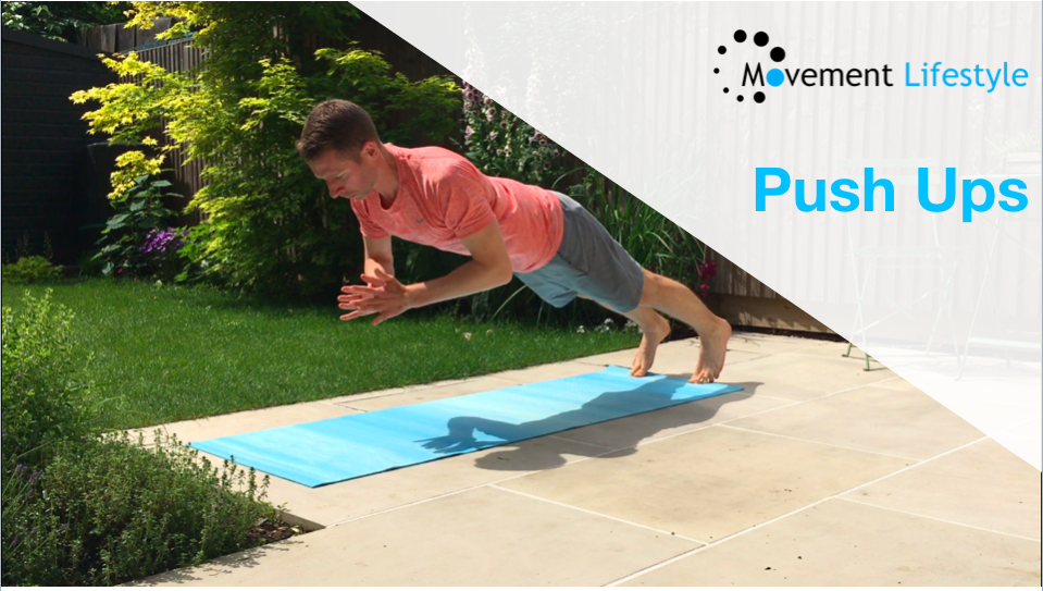 Movement of The Week – Push Ups