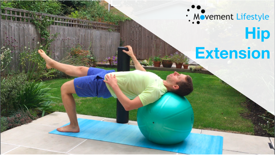 Movement of The Week – Hip Extension