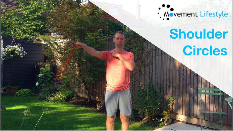 Movement of The Week – Shoulder Circles