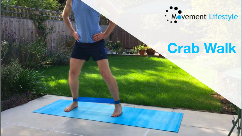Movement of The Week – Crab Walk