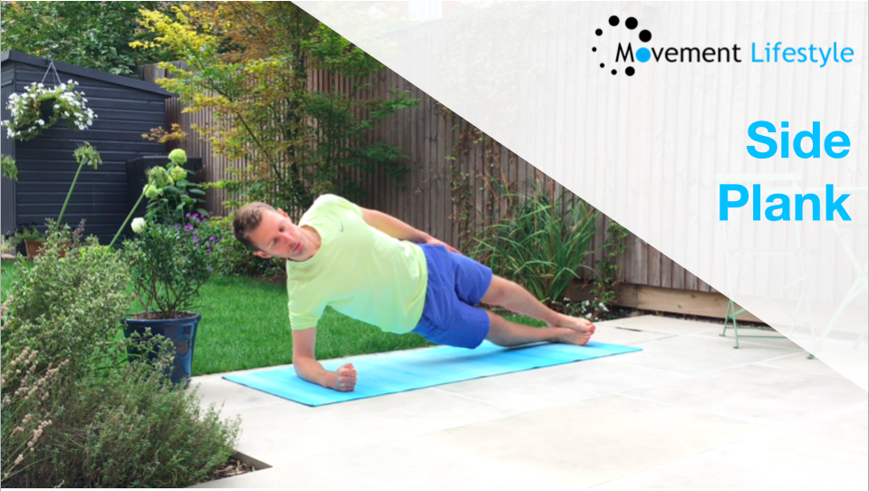 Movement of The Week – Side Plank