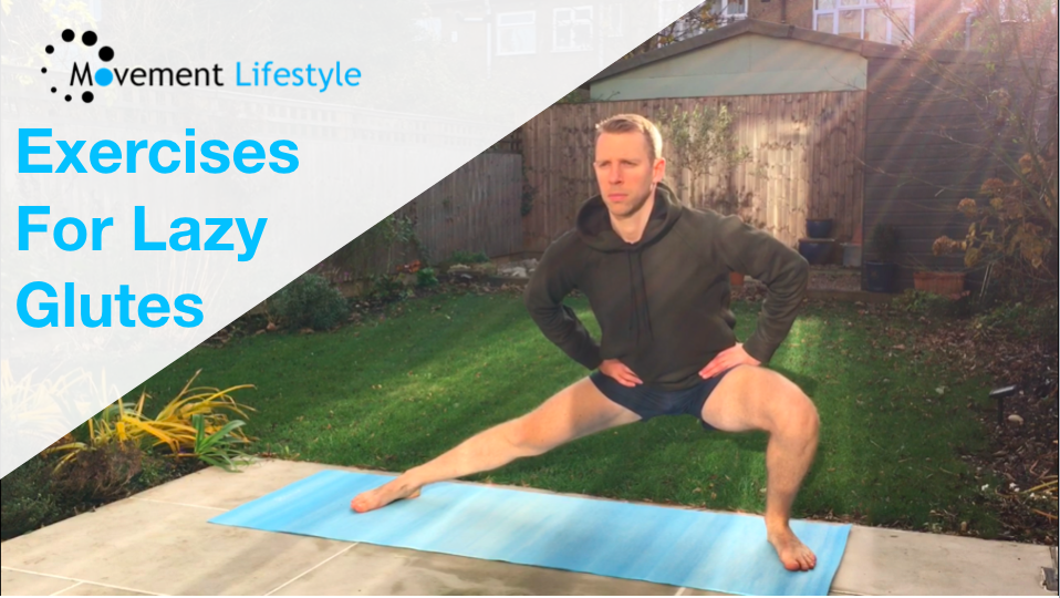 Exercises for Lazy Glutes (Top 4)