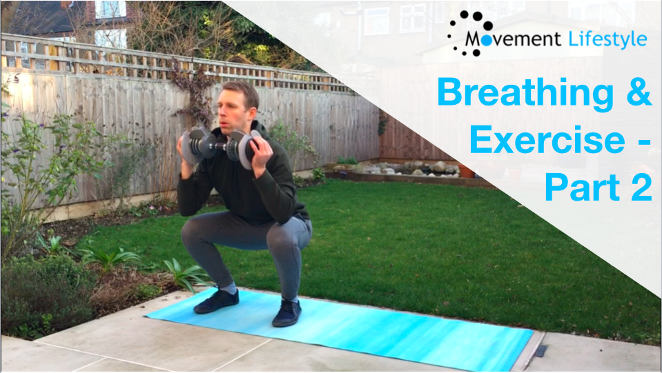 How To Breathe While Exercising – Part 2