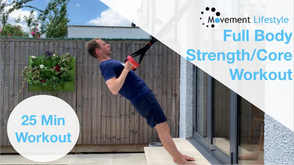 Full Body Strength & Core Workout