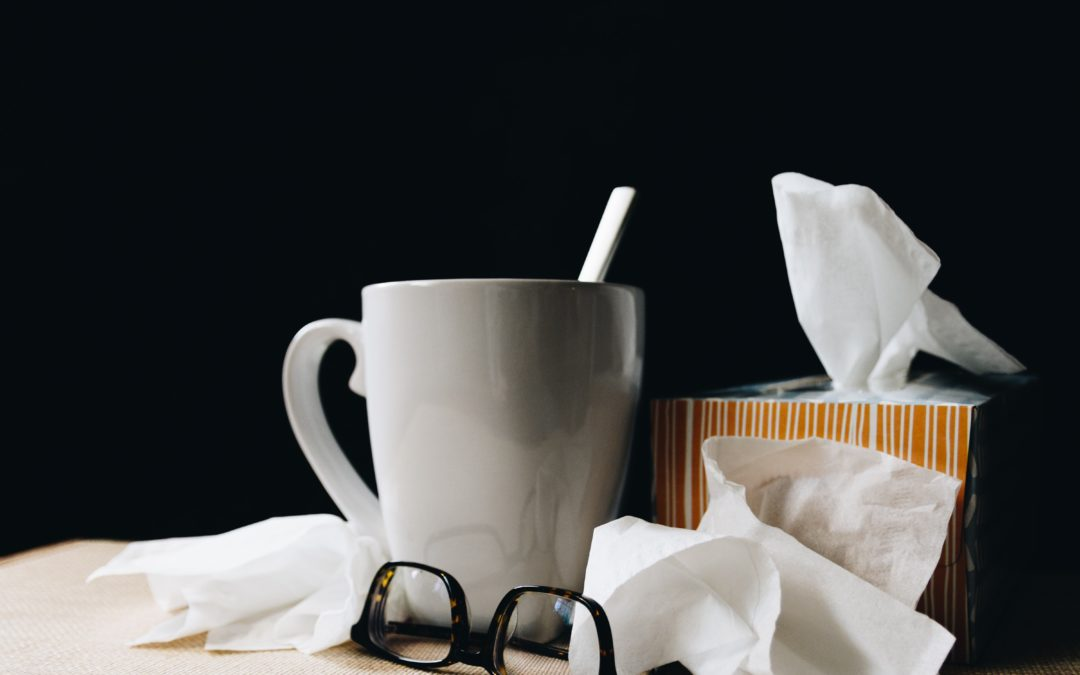 7 Tips For Combating A Cold Naturally