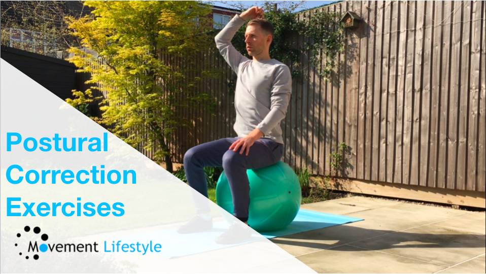 Postural Correction | The Three BEST Exercises